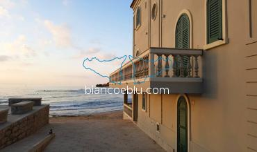 in punta secca the famouse house from montalbano tv series